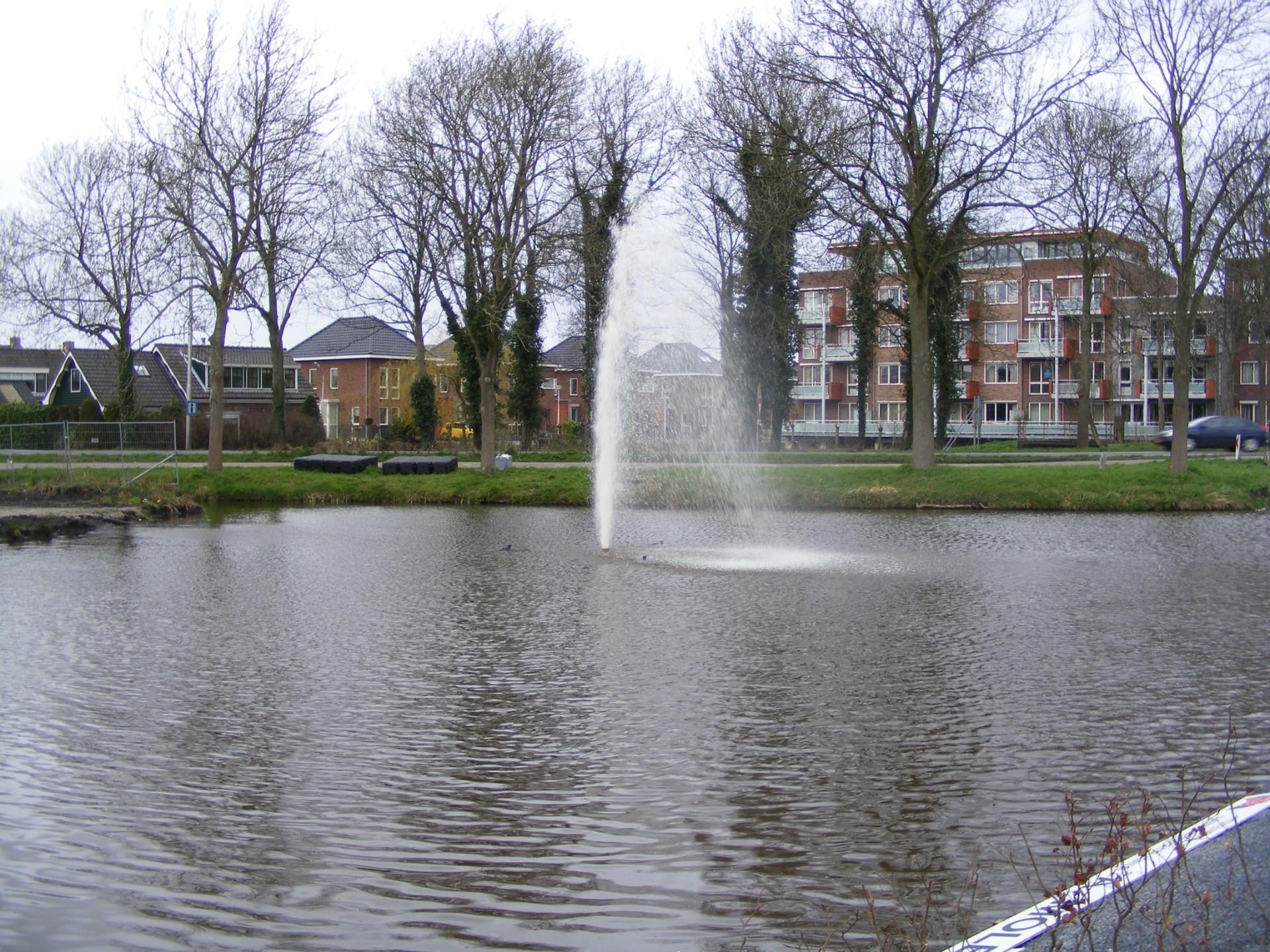 drijvende fonteinen - Fontis - 1