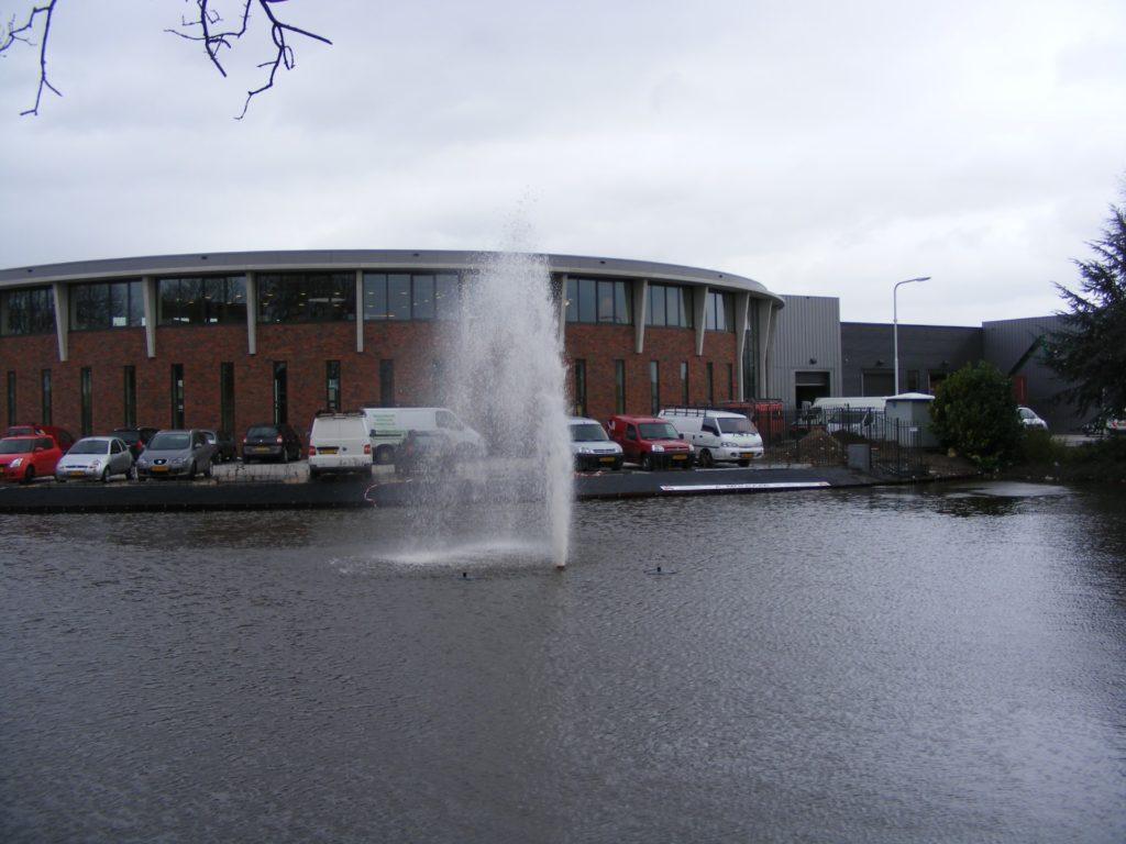 drijvende fonteinen - Fontis - 2