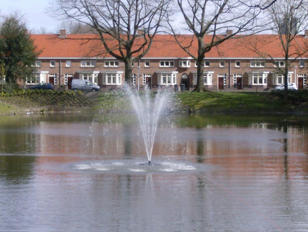 drijvende fonteinen - Fontis - 3