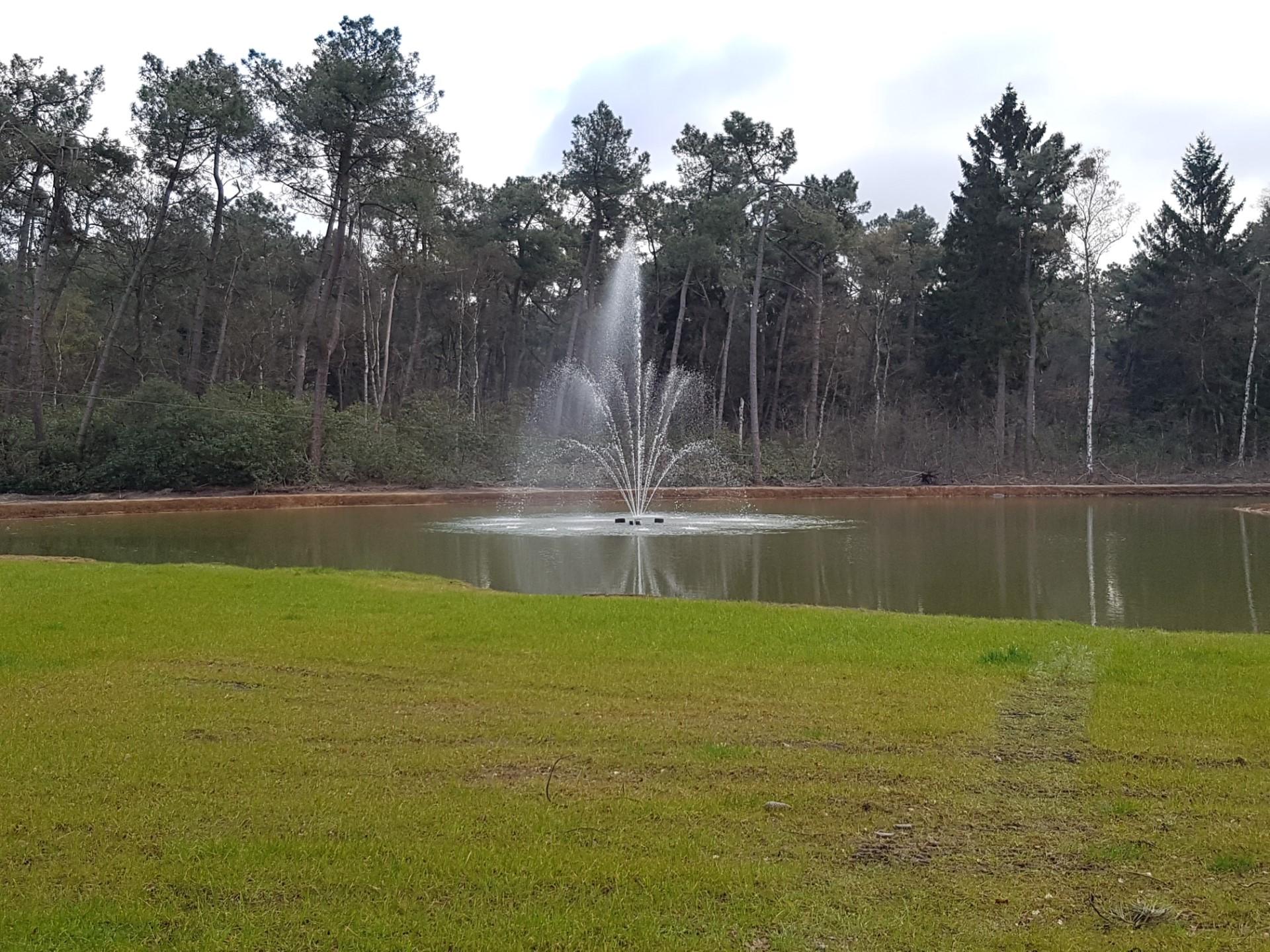 drijvende fontein - Fontis - 4