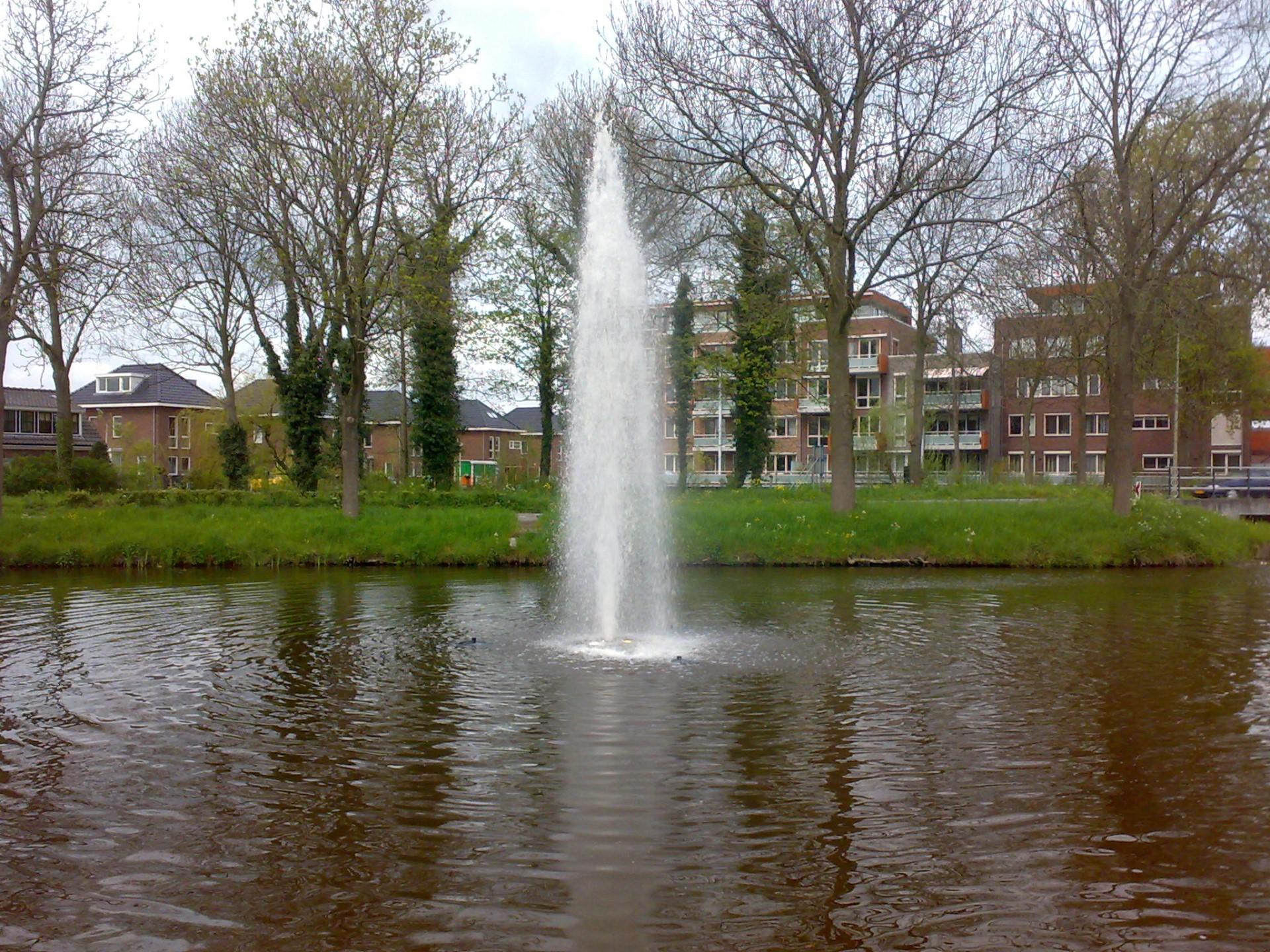drijvende fonteinen - Fontis - 5