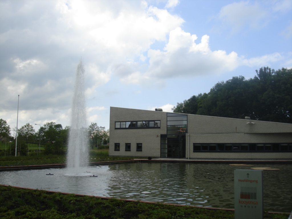 drijvende fontein - Fontis - 6