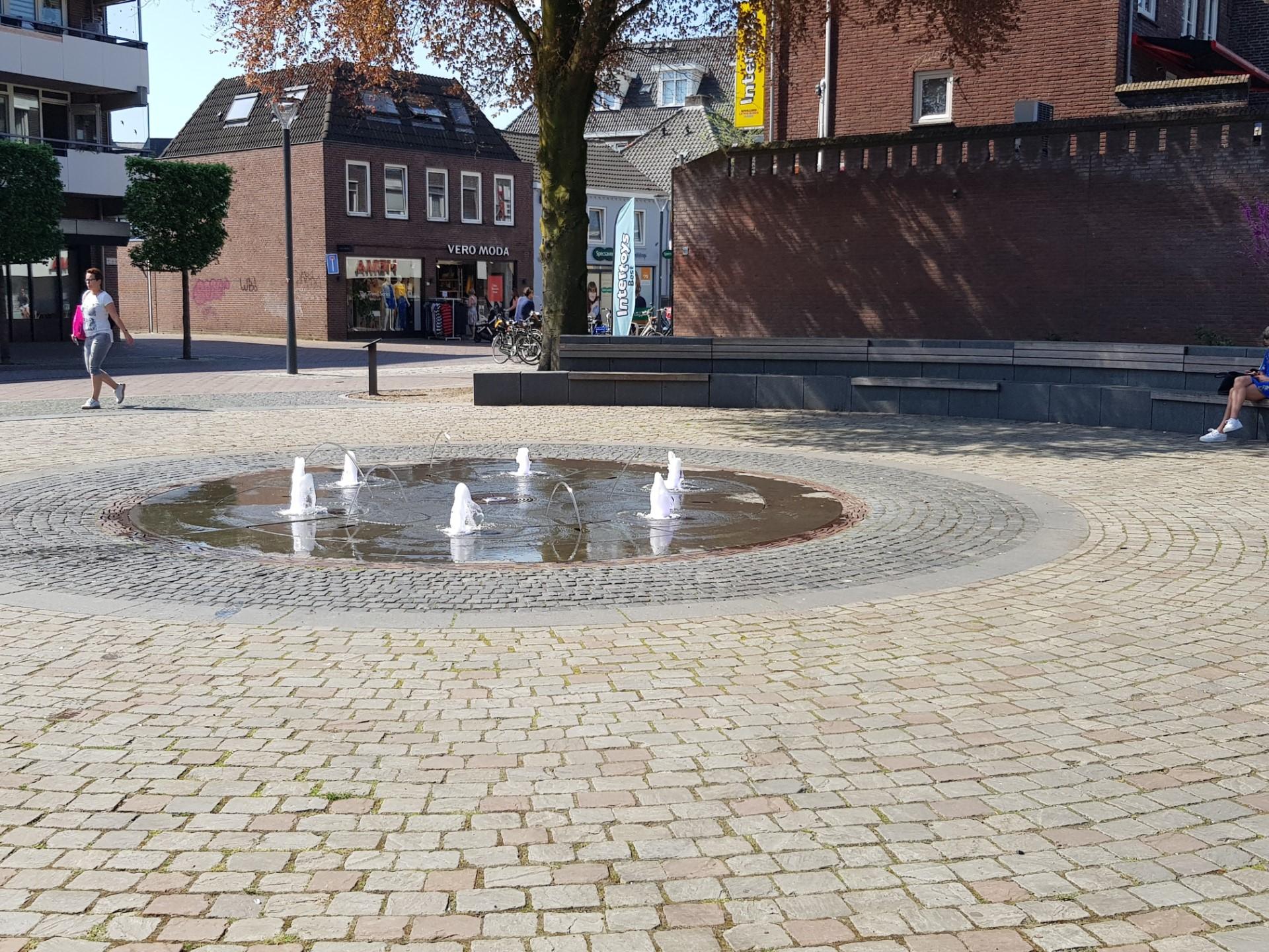 vaste fonteinen - Fontis - 11
