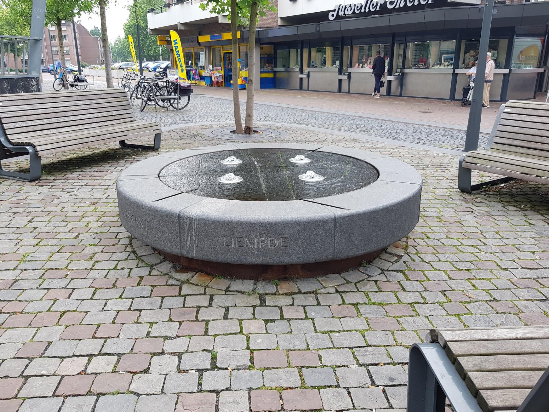 vaste fonteinen - Fontis - 13