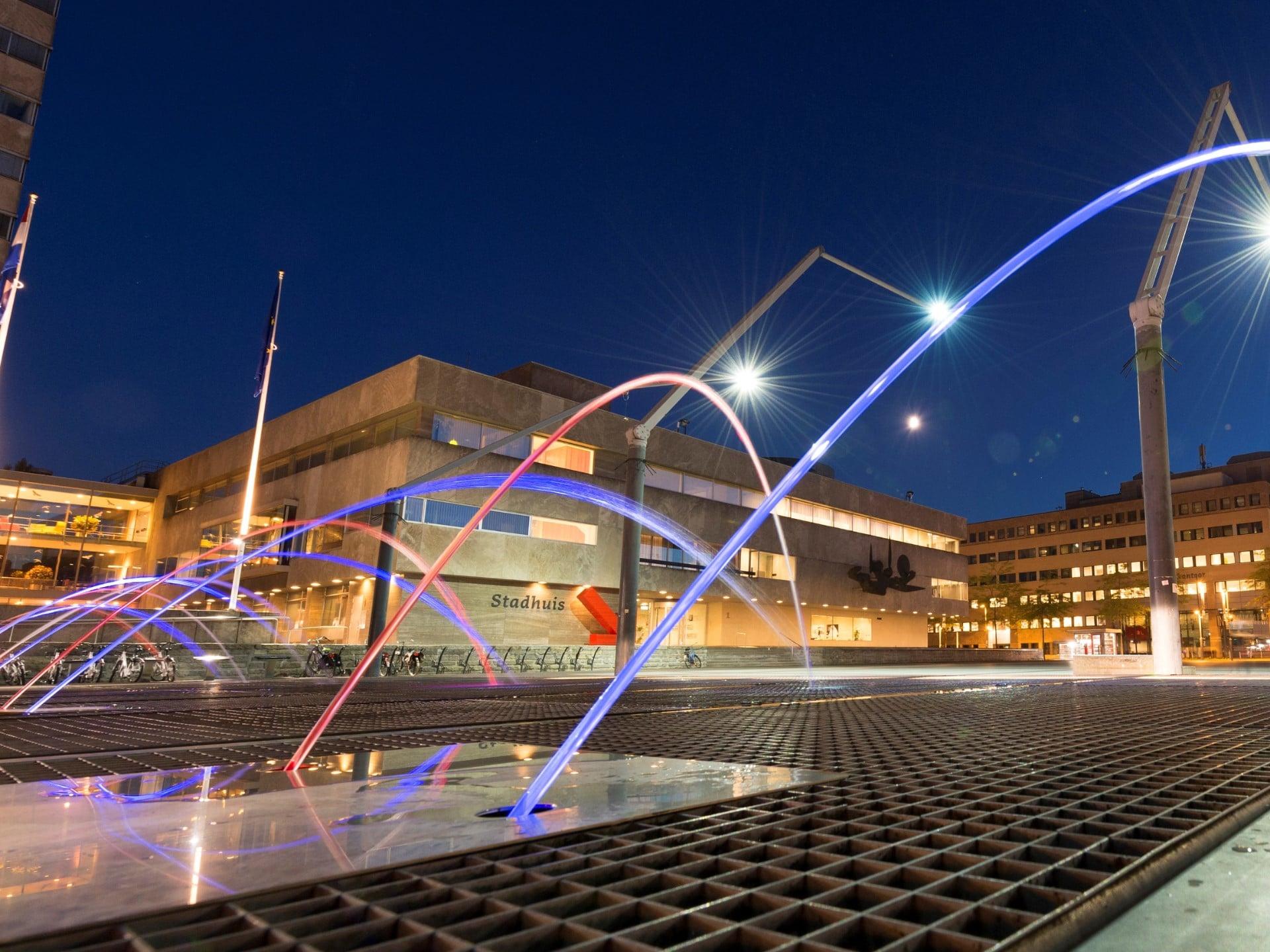 vaste fonteinen - Fontis - 16