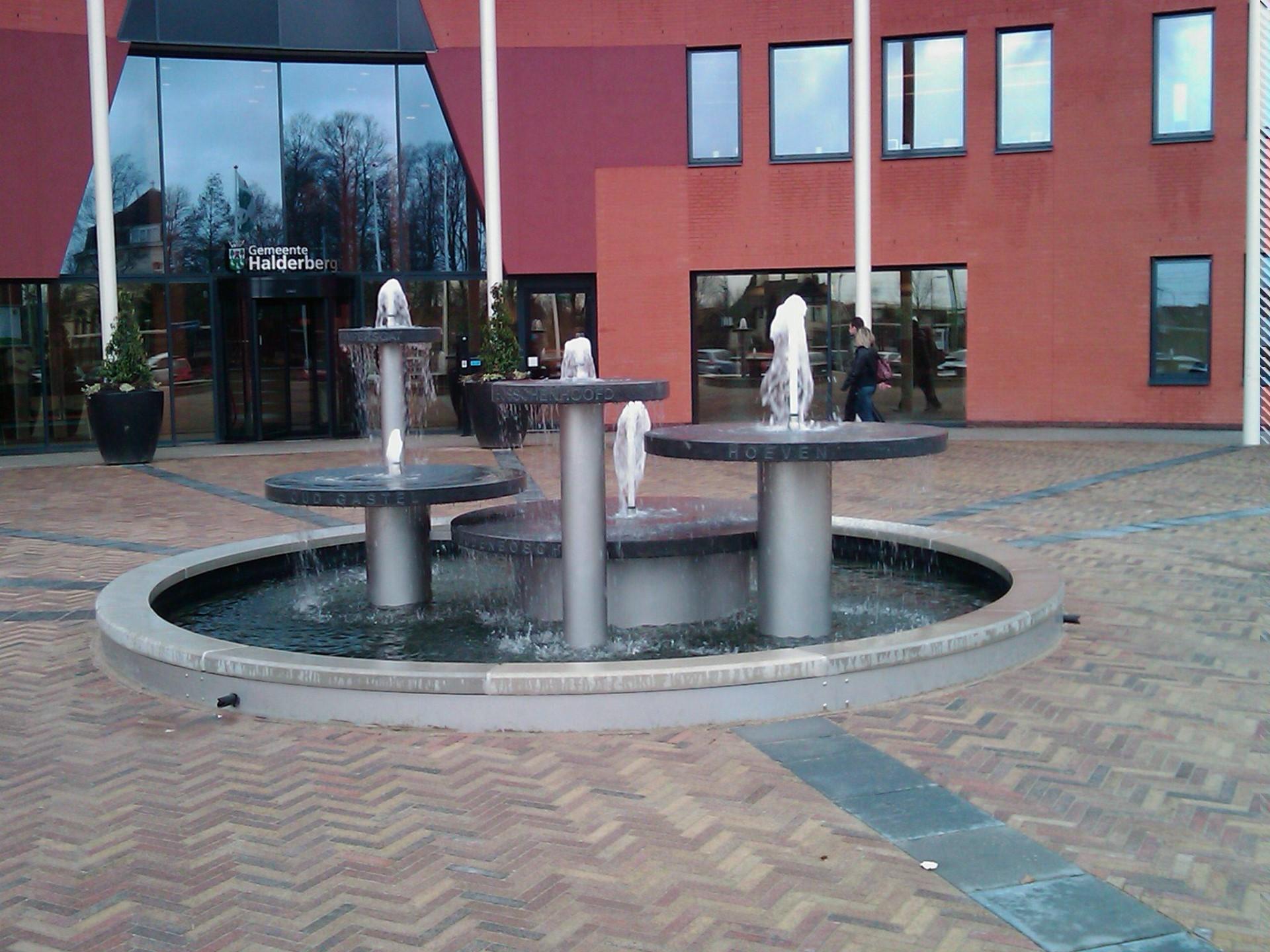 vaste fonteinen - Fontis - 19