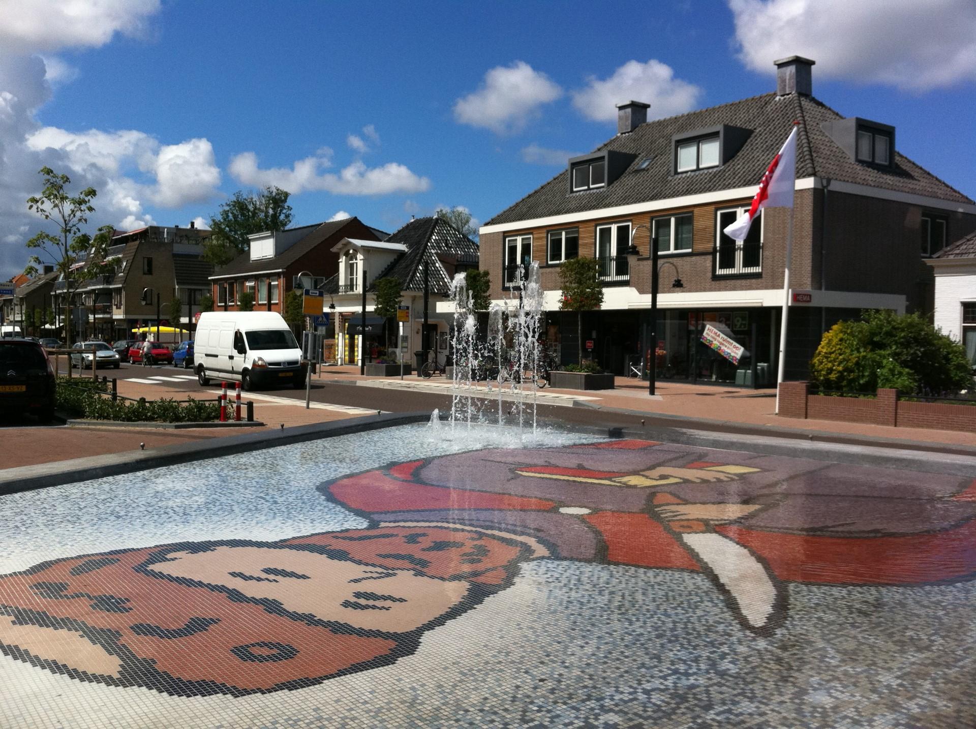 vaste fonteinen - Fontis - 21