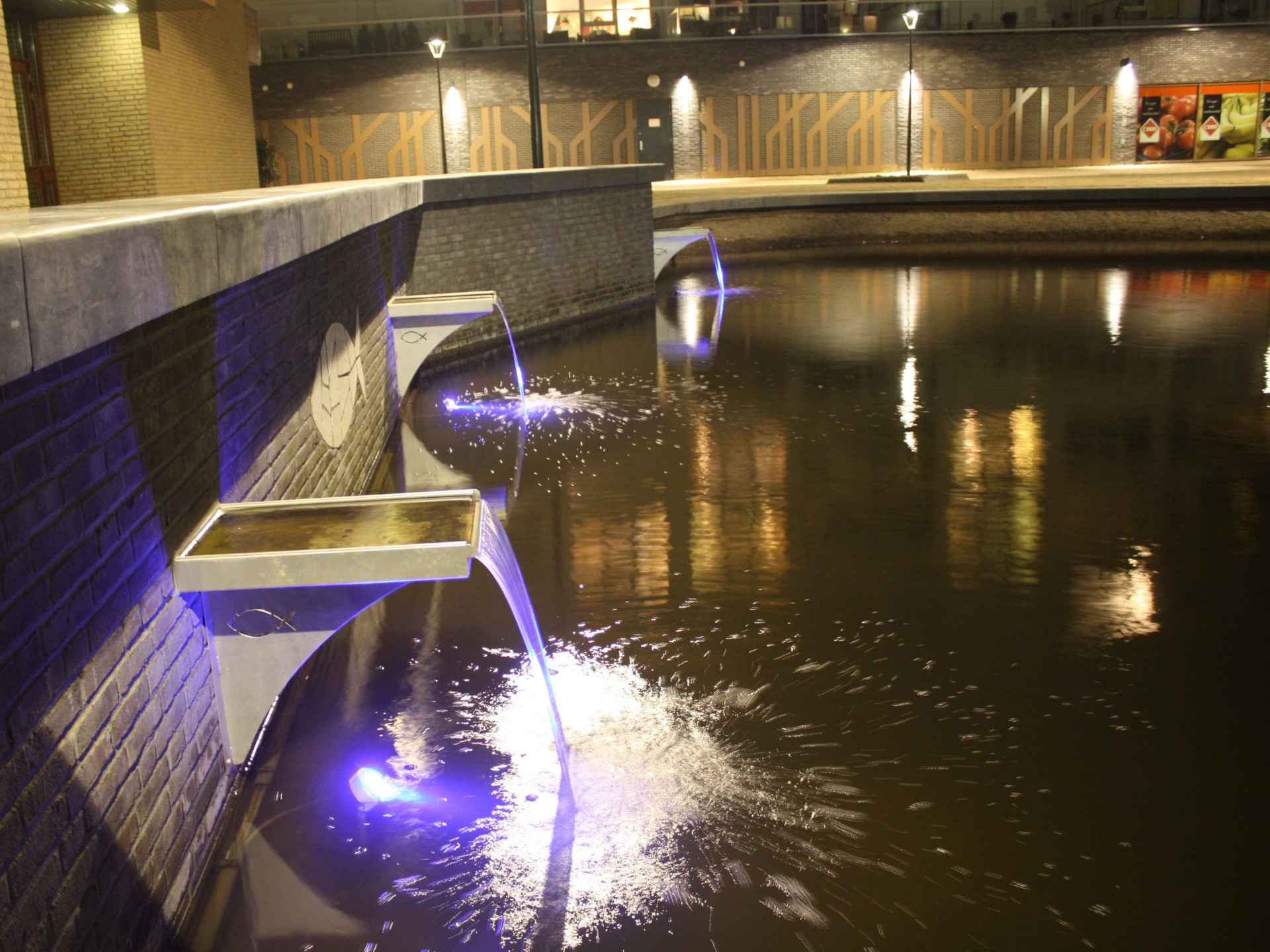 vaste fonteinen - Fontis - 24