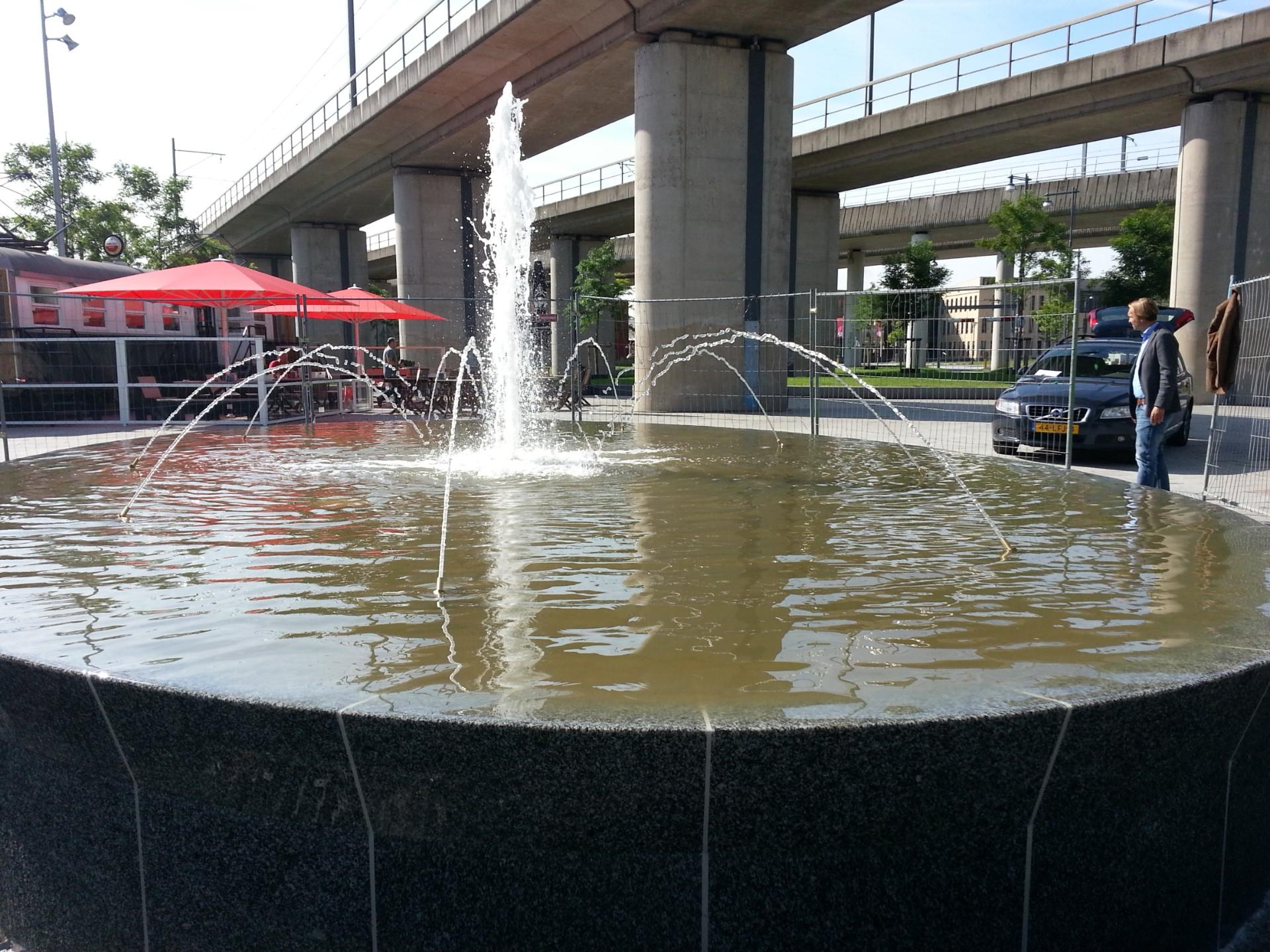 vaste fonteinen - Fontis - 3