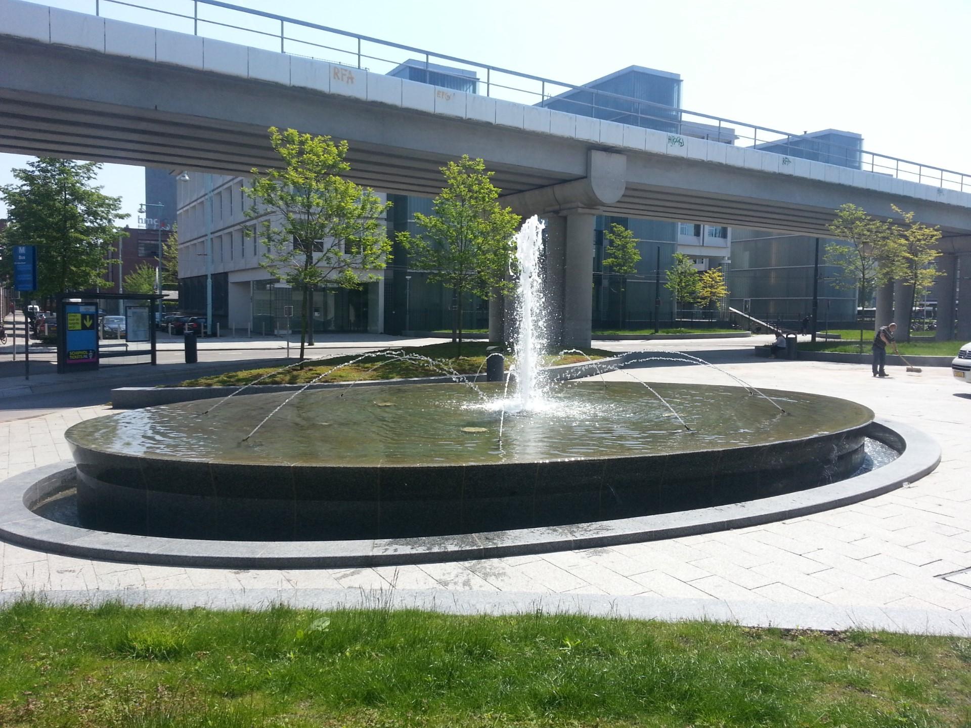 vaste fonteinen - Fontis - 5