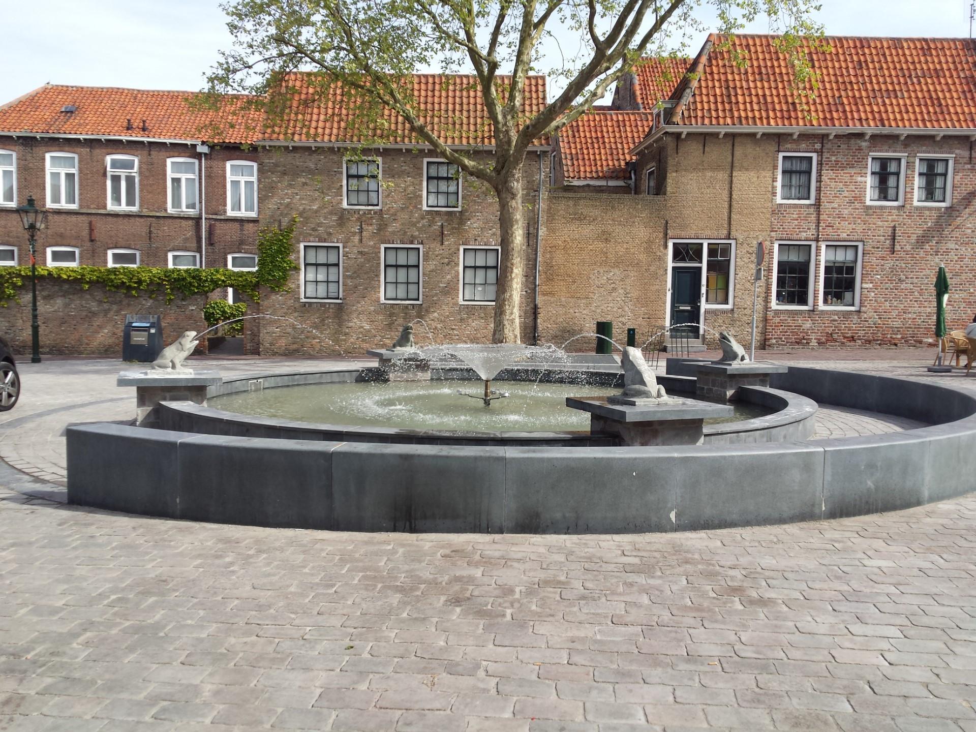 vaste fonteinen - Fontis - 6