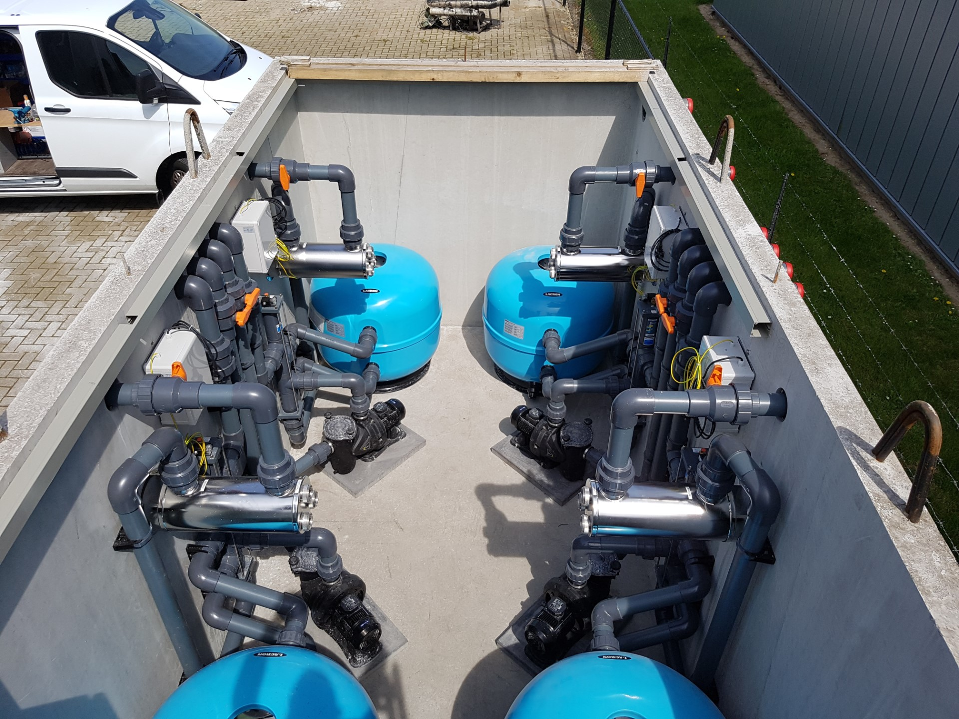 waterzuivering - Fontis - 2